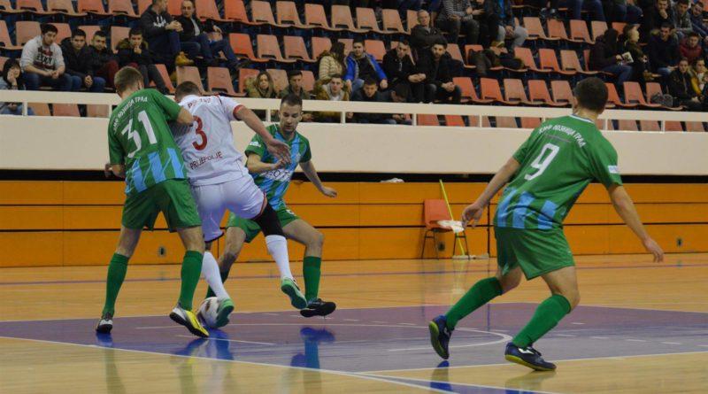 Futsaleri otvorili fudbalsko proleće (video)