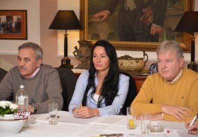 U Aranđelovcu održana konferencija Srpske lige Zapad