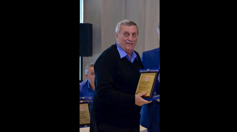 IN MEMORIAM Miroslav Mima Begović 1946-2020