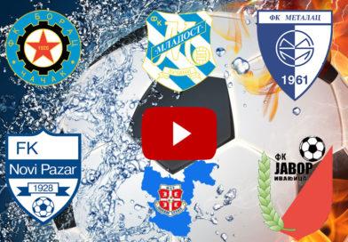 Super liga 26.kolo FSRZS highlights